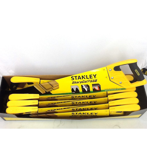 STANLEY SAWS 10