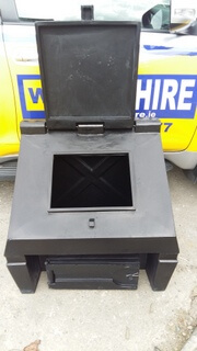 Coal Bunker (3 Bag) free nationwide delivery