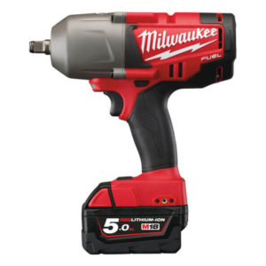 "Milwaukee 18v M18 Fuel 1/2"" High Torque Impact Wrench"