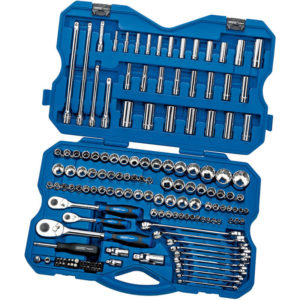 Draper Expert Quality Socket & Spanner Kit