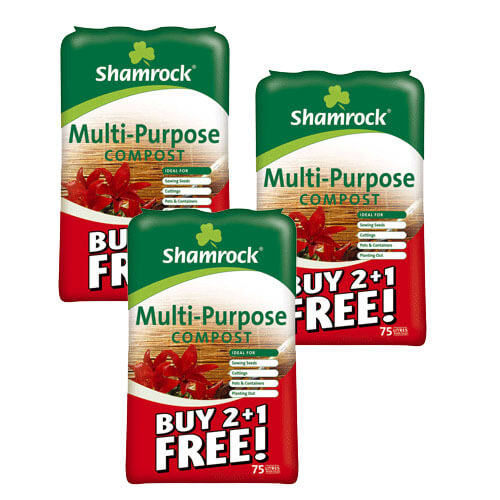 Shamrock Quality Moss Peat (Collect Only)