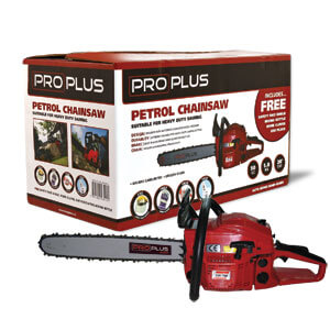 "16"" Proplus Chainsaw 45cc"