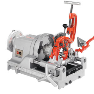 RIDGID® 1233 Threading Machine