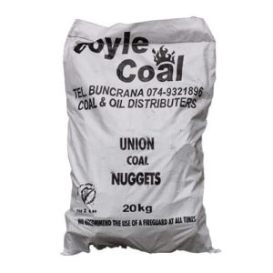 Union Nuggets Smokeless Coal