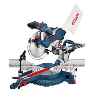 Bosch GCM10SD 254mm Double Bevel Slide Mitre Saw