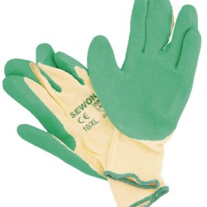 Quality Green Grip Gloves