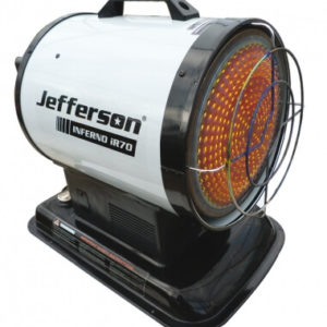 Infra Red Blow Heater FREE DELIVERY