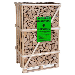 Crate of Kiln Dried Hardwood