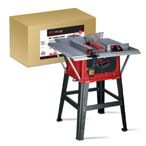 "Proplus 10"" Table Saw"