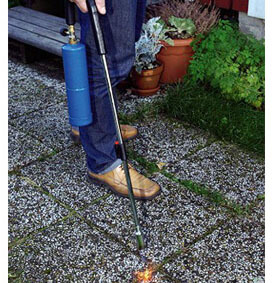 Sievert Gardener Weed Killer Blow Torch