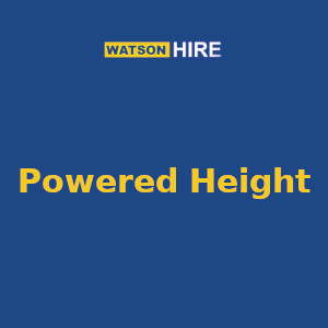 Powered Height