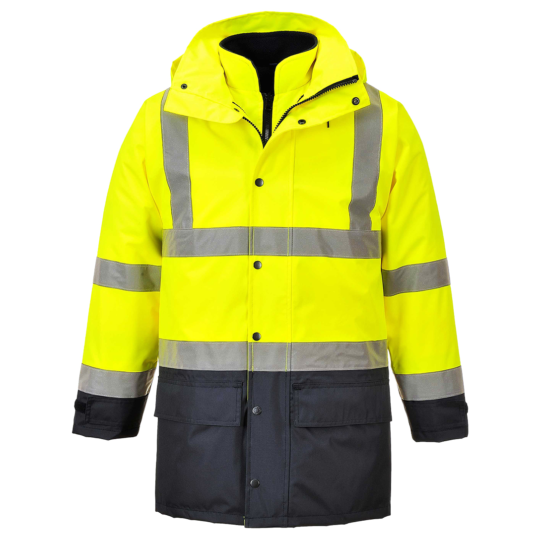 Portwest 5in1 HiVis Executive Jacket